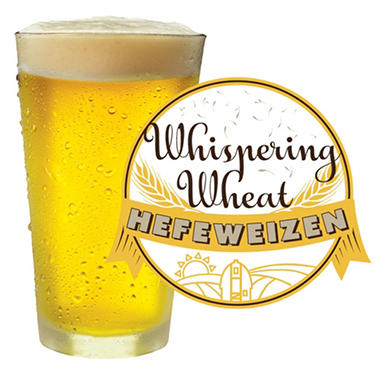 Mr. Beer Whispering Wheat Craft Beer Brewers Recipe Kit