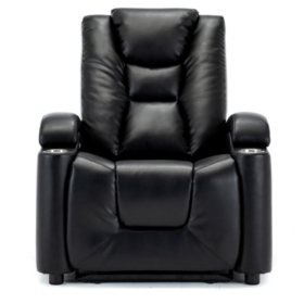 Reduce spending and stress with 25% off a theater recliner