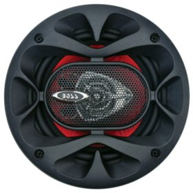 "Boss Audio Chaos Exxtreme 4"" 2-way 200-watt Auto Coaxial Speaker"