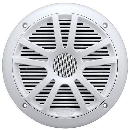 "Boss Audio 6.5"" Dual Cone 180-watt Marine Coaxial Speaker"