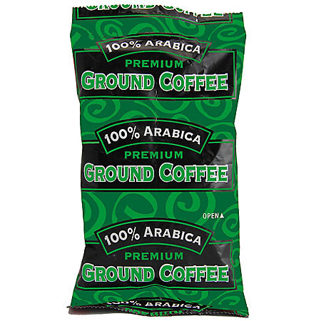 100% Arabica Coffee, Decaf Blend (1.5 oz., 63 ct.)
