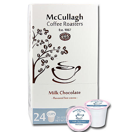 McCullagh Coffee Roasters Milk Chocolate Hot Cocoa (96 ct.)