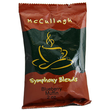 McCullagh Gourmet Coffee, Blueberry (2 oz., 40 ct.)