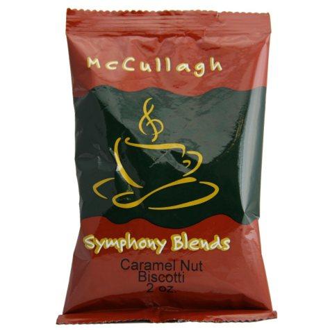 McCullagh Gourmet Coffee, Caramel Nut (2 oz., 40 ct.)