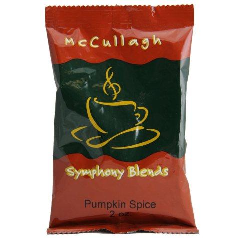 McCullagh Gourmet Coffee, Pumpkin Spice (2 oz., 40 ct.)