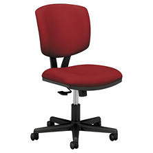 HON - Volt Series Task Chair with Synchro-Tilt - Crimson
