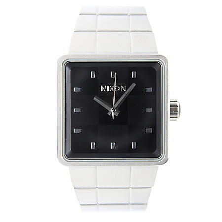 Men's Quatro Stainless Steel Watch by Nixon