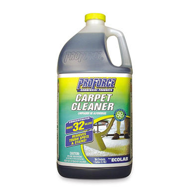 ProForce Carpet Cleaner (1 gal.)