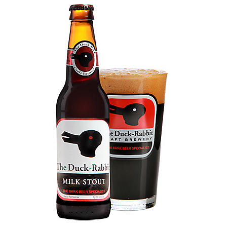 Duck-Rabbit Milk Stout (12 fl. oz., 6 pk.)
