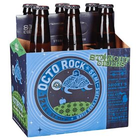 Starcut Ciders Octorock Hard Cider (12 fl. oz. bottle, 6 pk.)