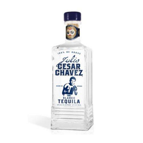 Julio Cesar Chavez Tequila Blanco (750 ml)