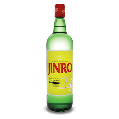 Jinro Soju (750 ml)