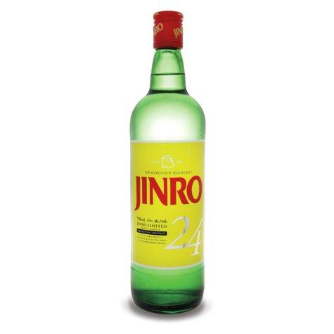 Jinro Soju (750 ml)