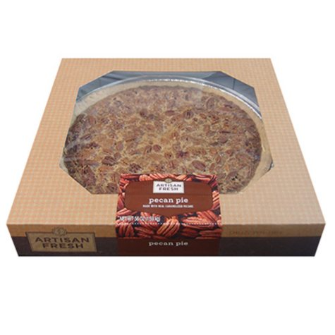 "Case Sale: Artisan Fresh 12"" Pecan Pie (8 ct.)"