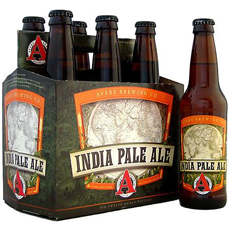 Avery IPA (12 fl. oz. bottle, 6 pk.)
