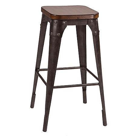Morris Backless Stool (Assorted Sizes)