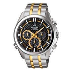 Men's Casio Edifice Chronograph Watch