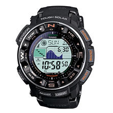 Men's Casio Atomic Solar Pro-Trek Watch