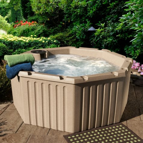 Everlast Spas Levity 11-Jet Spa with Cover, with Choice of Cabinet Color