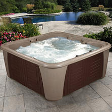 Everlast Spas Tranquility 25-Jet Lounger Spa