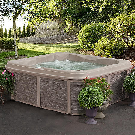 Adirondack 30-Jet Spa (Assorted Colors)
