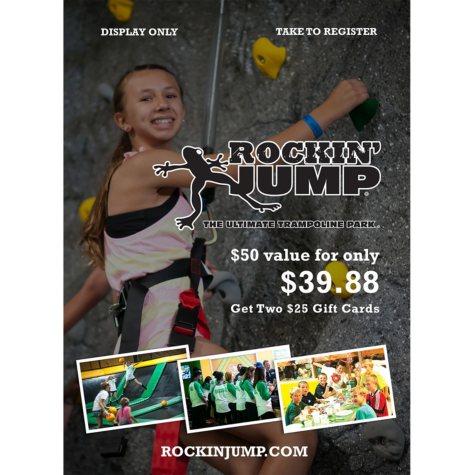 Rockin' Jump Buffalo Grove - 2 x $25 for $39.88
