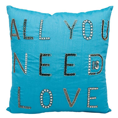 Turquoise All You Need Is Love 18