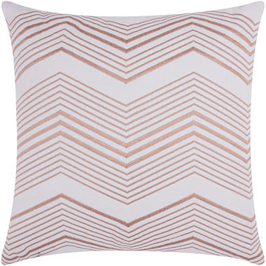 Rose Gold Thin Chevron 20