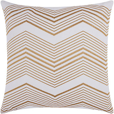 Gold Thin Chevron 20