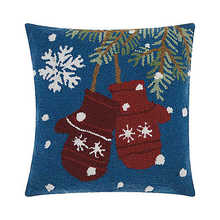 Nourison Mittens Decorative Pillow