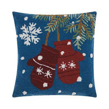 Nourison Mittens Decorative Pillow