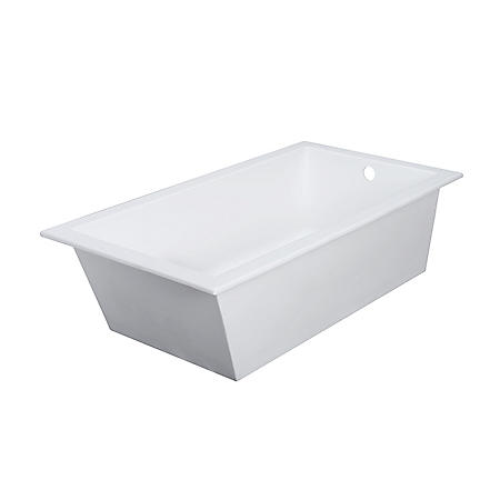 Clarke Sparta Drop-In Solid Surface Tub
