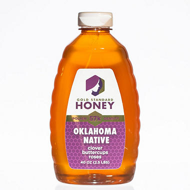 Gold Standard Honey (40 oz.)