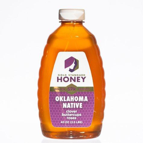 Gold Standard Honey (40 oz.)