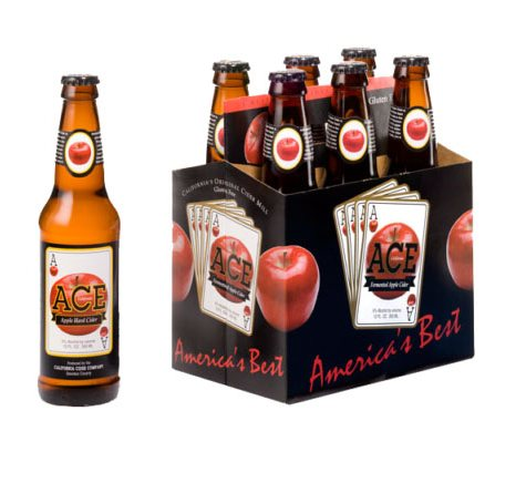 Ace Apple Hard Cider (12 fl. oz. bottle, 6 pk.)
