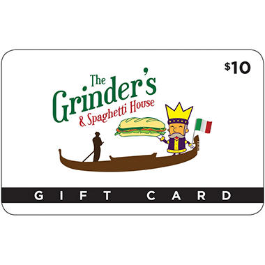 The Grinders and Spaghetti House - 4 x $5 for $16