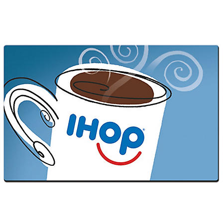 IHOP eGift Card - Various Amounts (Email Delivery)