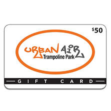 Urban Air Trampoline Park Gift Card - 1 x $50