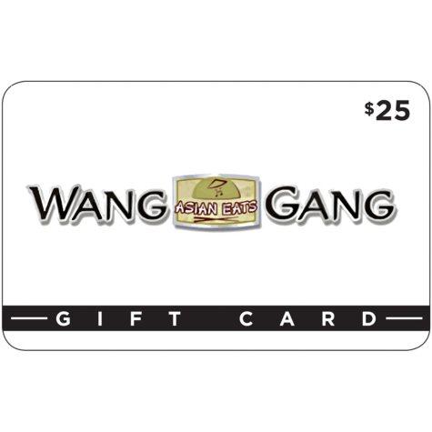 Wang Gang - 5 x $10