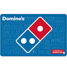 Domino's Pizza $20 eGift Card - (Email Delivery)