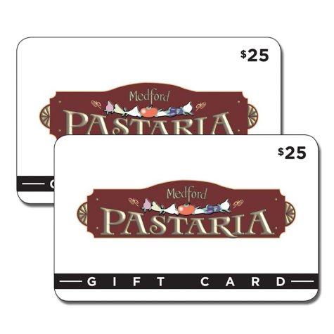 Medford Pastaria Gift Card - 2/$25