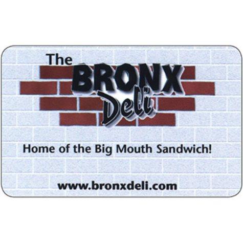 The Bronx Deli Gift Card - 2/$25