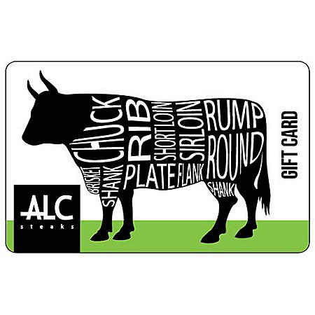 Austin Land and Cattle Steaks $100 Gift Card - 2 X $50