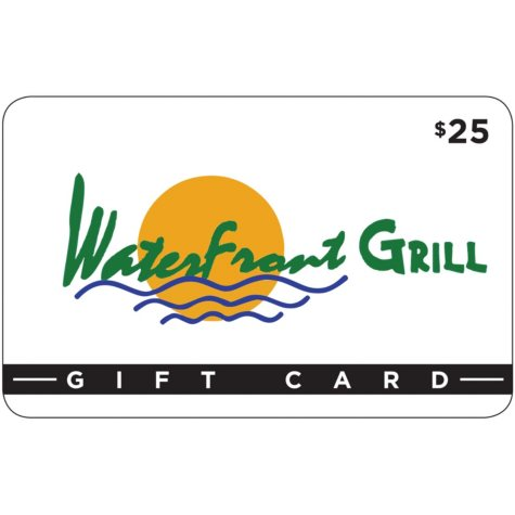 Waterfront Grill - 2/$25