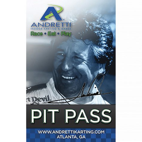 Andretti Karting & Games - 2 x $25