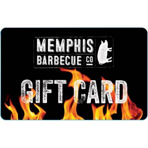 Memphis BBQ Co. $50 Multi-Pack - 2/$25 for $39.98