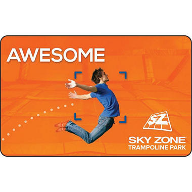 Sky Zone (Milwaukee) $50 Value Gift Cards - 2 x $25
