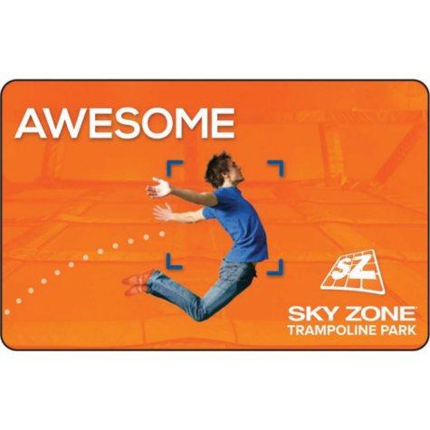 Sky Zone (Milwaukee) $50 Value Gift Cards - 2 x $25
