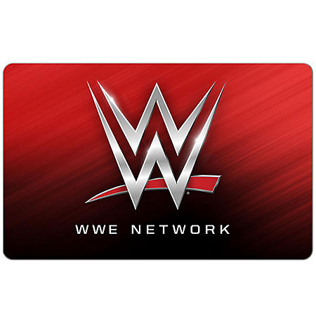 WWE Network $29.97 eGift Card - Email Delivery