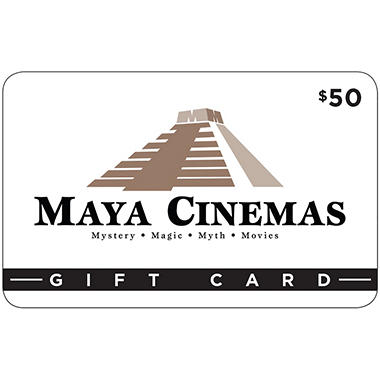 Maya Cinemas - $50 for $39.98